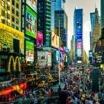 Times Square free