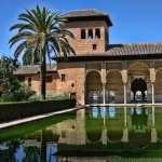 Alhambra background
