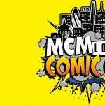 Comic-con Comics desktop