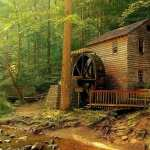 Watermill hd photos