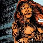 Cheetah Comics hd desktop