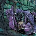 Huntress Comics wallpapers for iphone