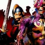 Marvel Zombies wallpaper