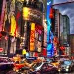 Times Square pics