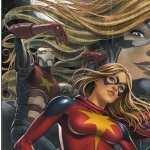 Ms Marvel background