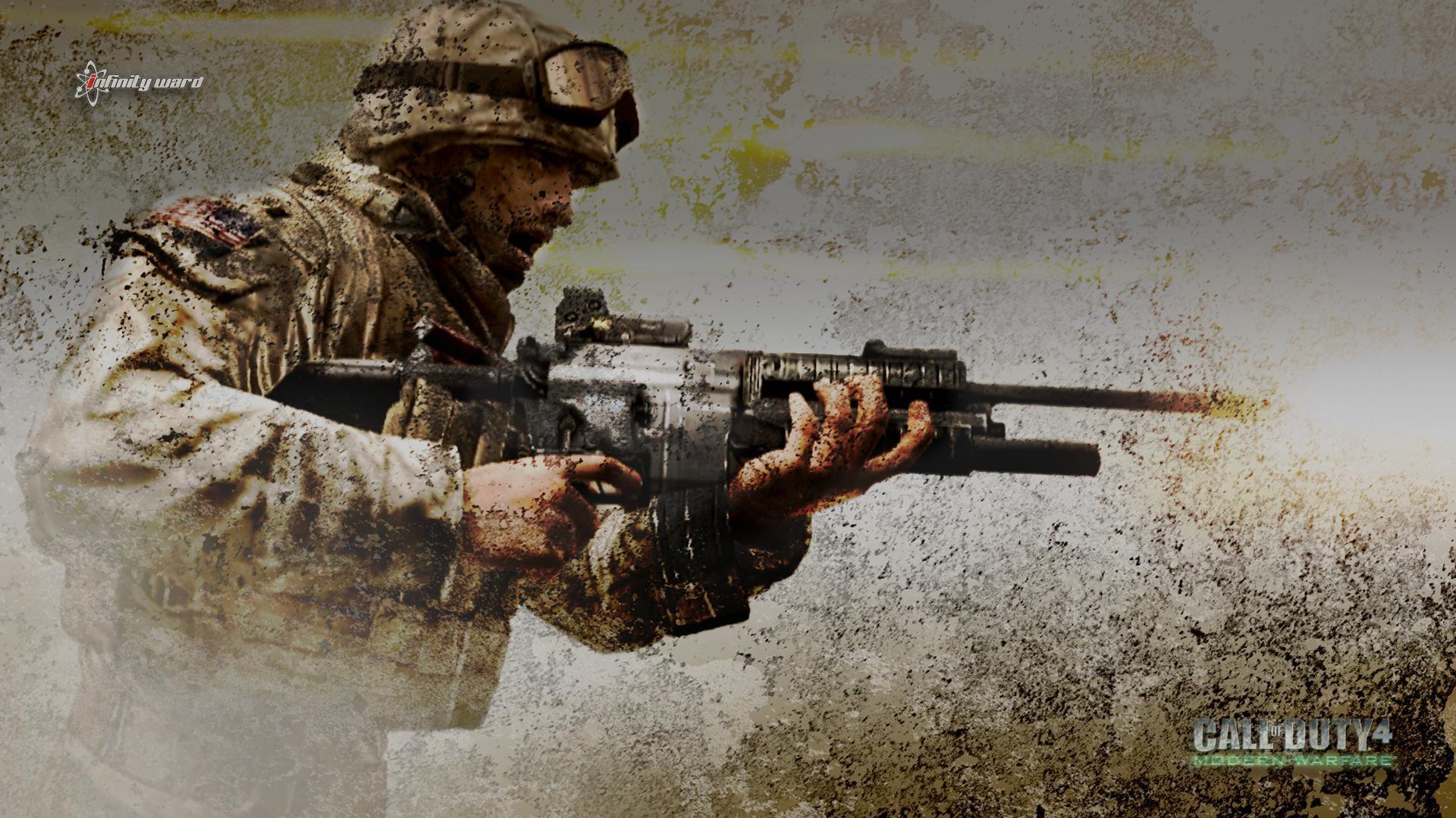 Call of Duty Modern Warfare  № 3671558 без смс