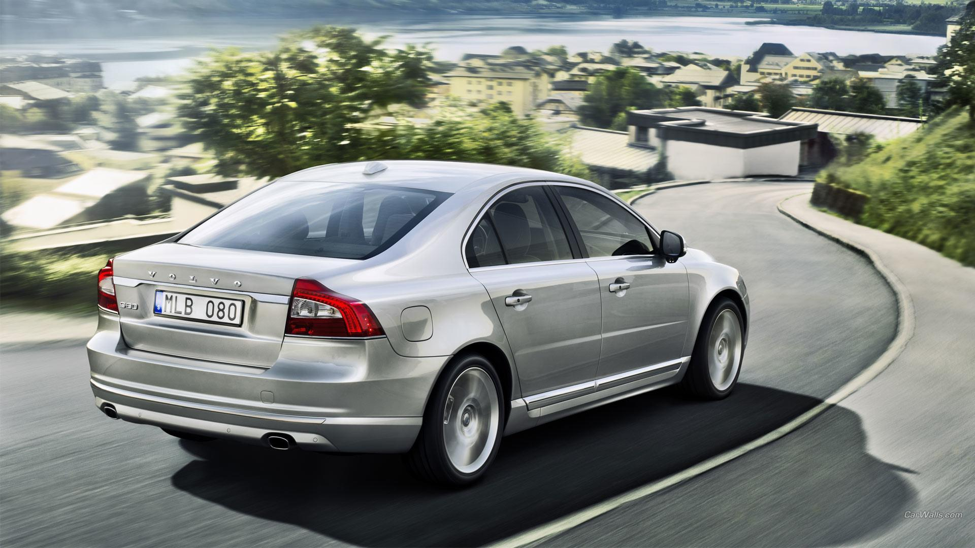 2014 Volvo S80 wallpapers HD quality