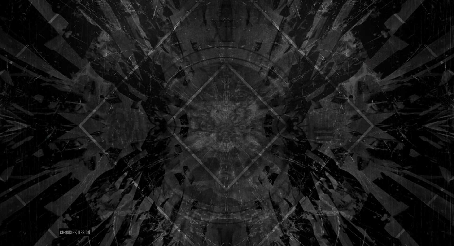 Abstract Black and White Design wallpapers HD quality