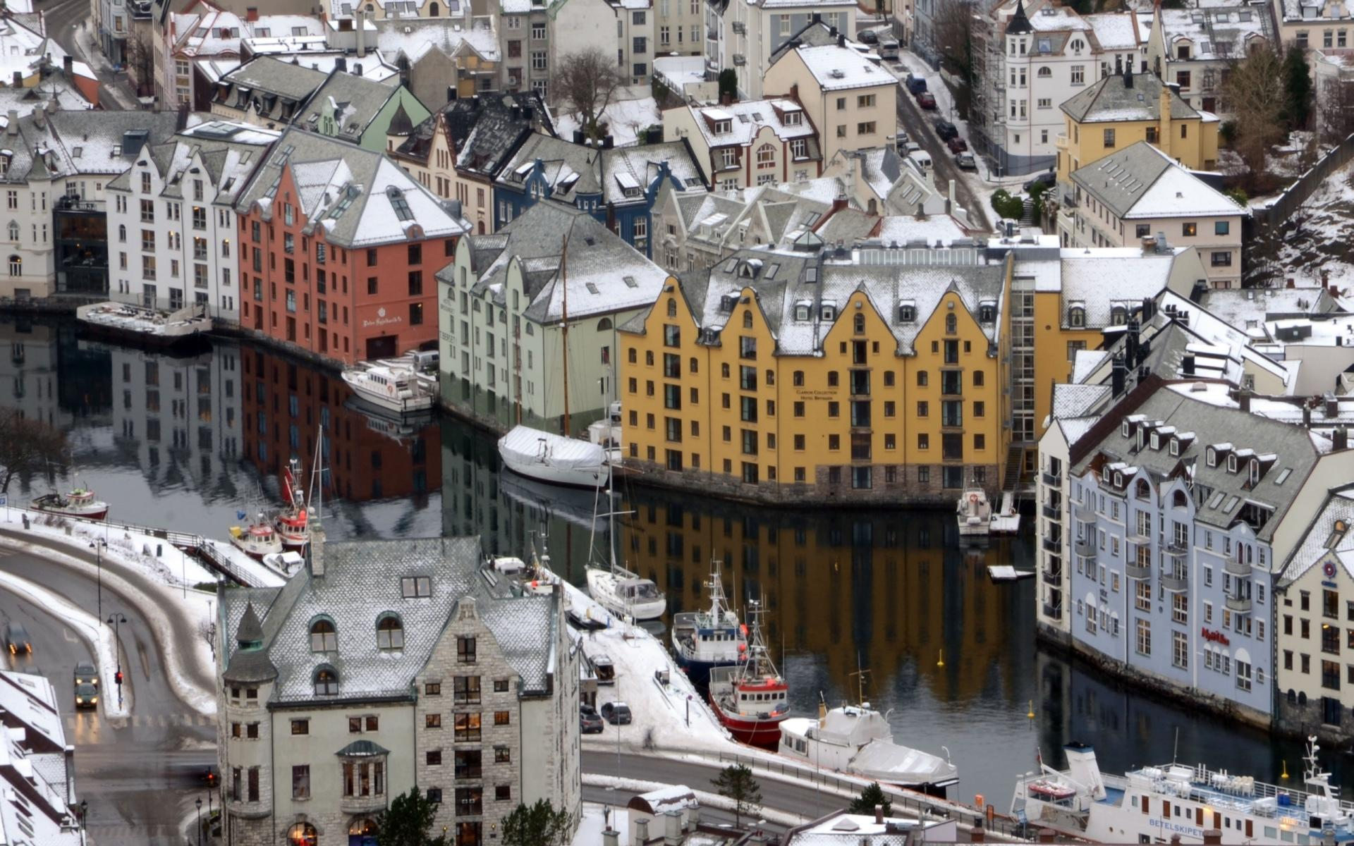 Alesund wallpapers HD quality