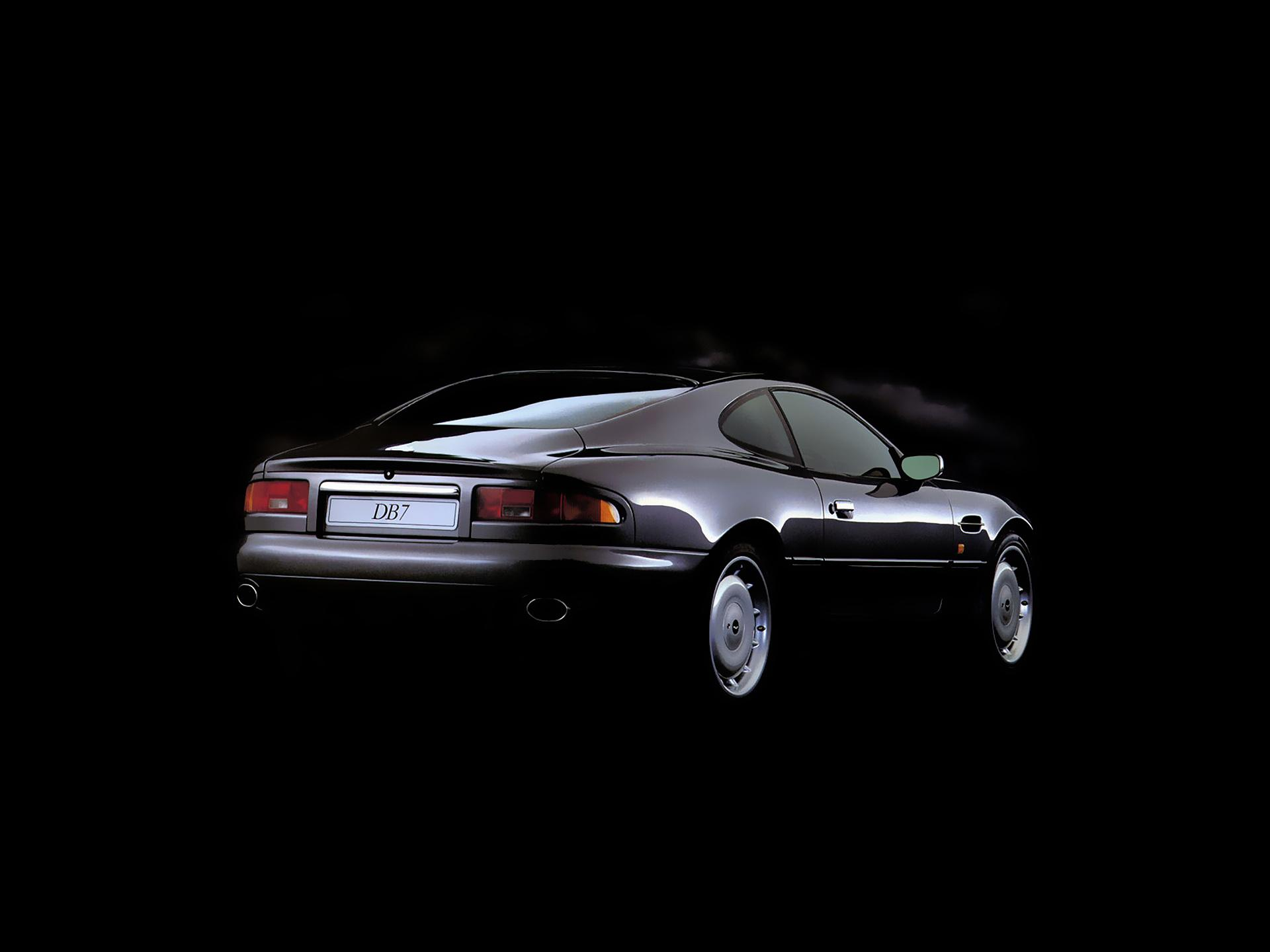 Aston Martin DB7 wallpapers HD quality