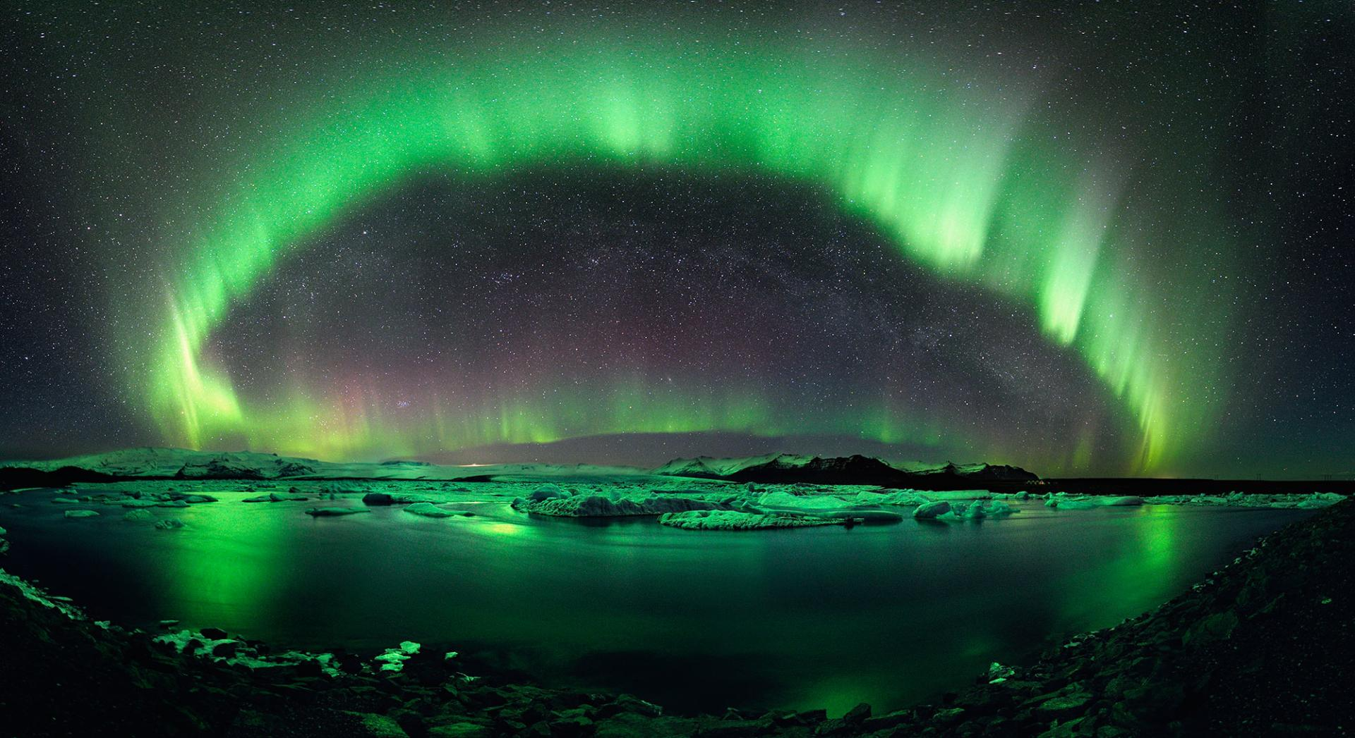 Aurora Borealis wallpapers HD quality