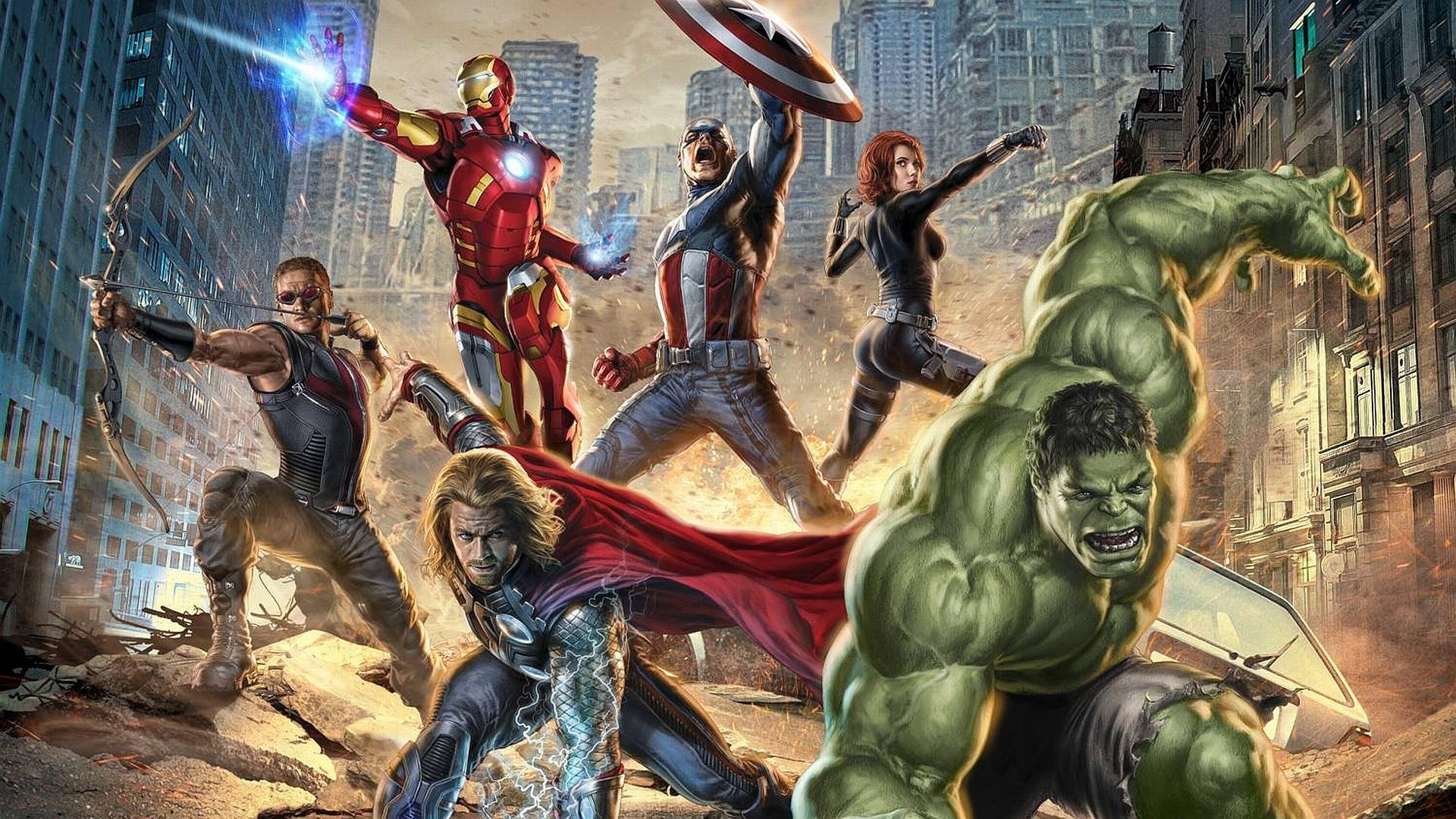 Avengers Comics wallpapers HD quality