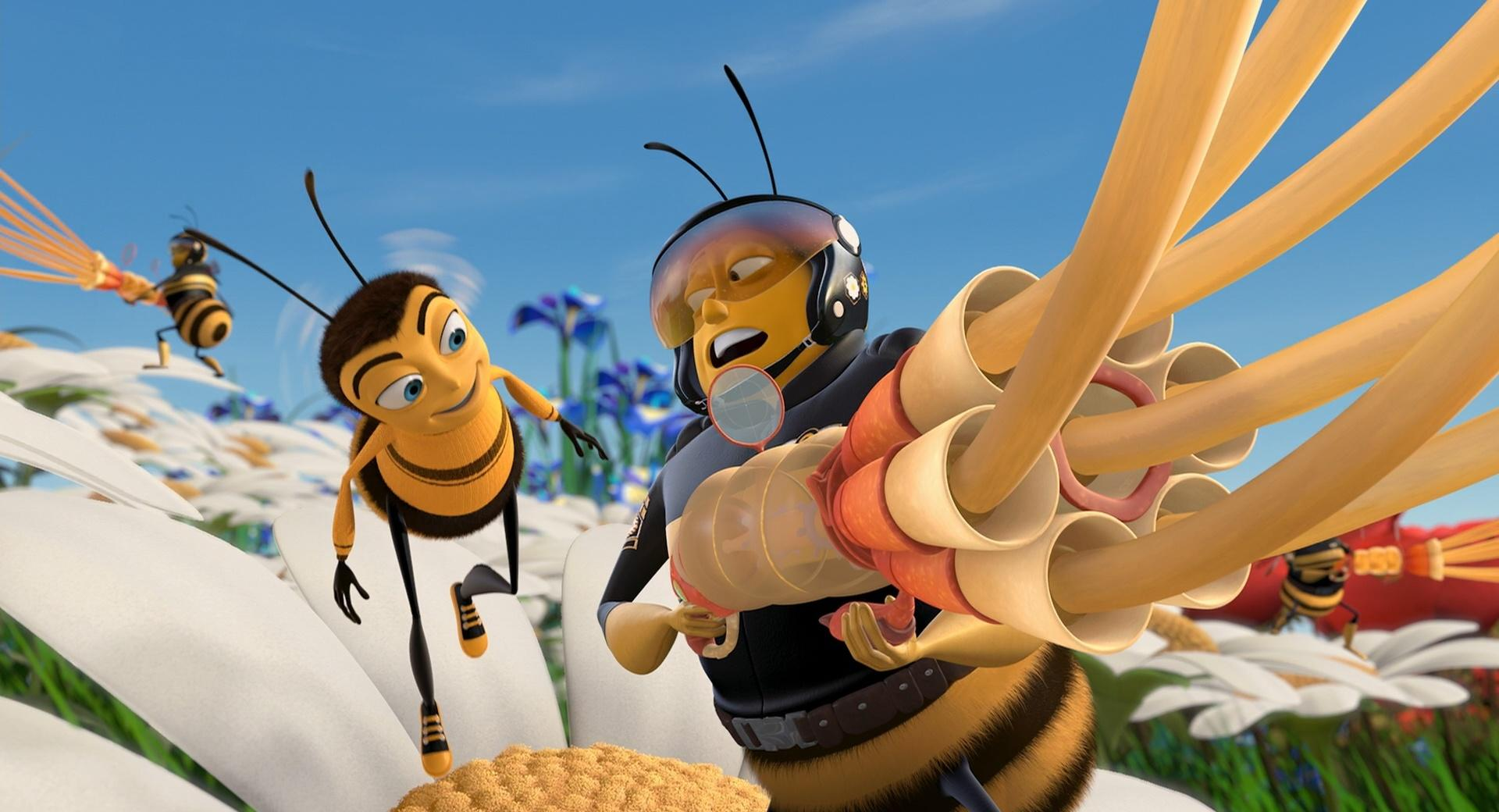 Bee Movie 4 at 750 x 1334 iPhone 6 size wallpapers HD quality