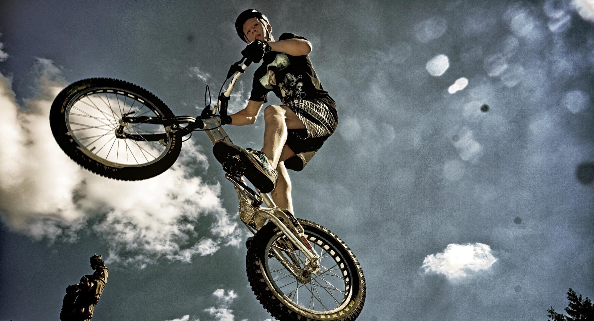 Bike Trial wallpapers HD quality