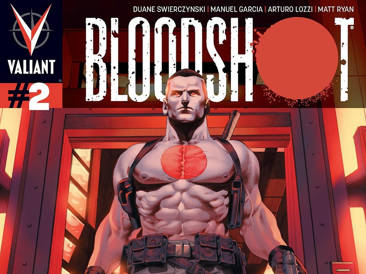 Bloodshot Comics wallpapers HD quality