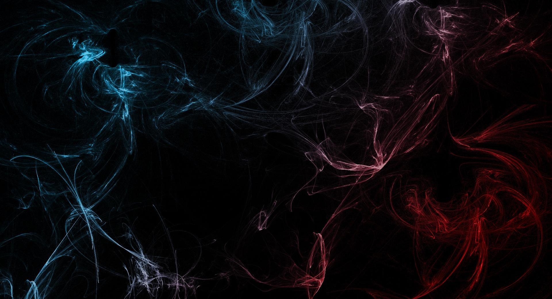 Blue And Red I Think wallpapers HD quality