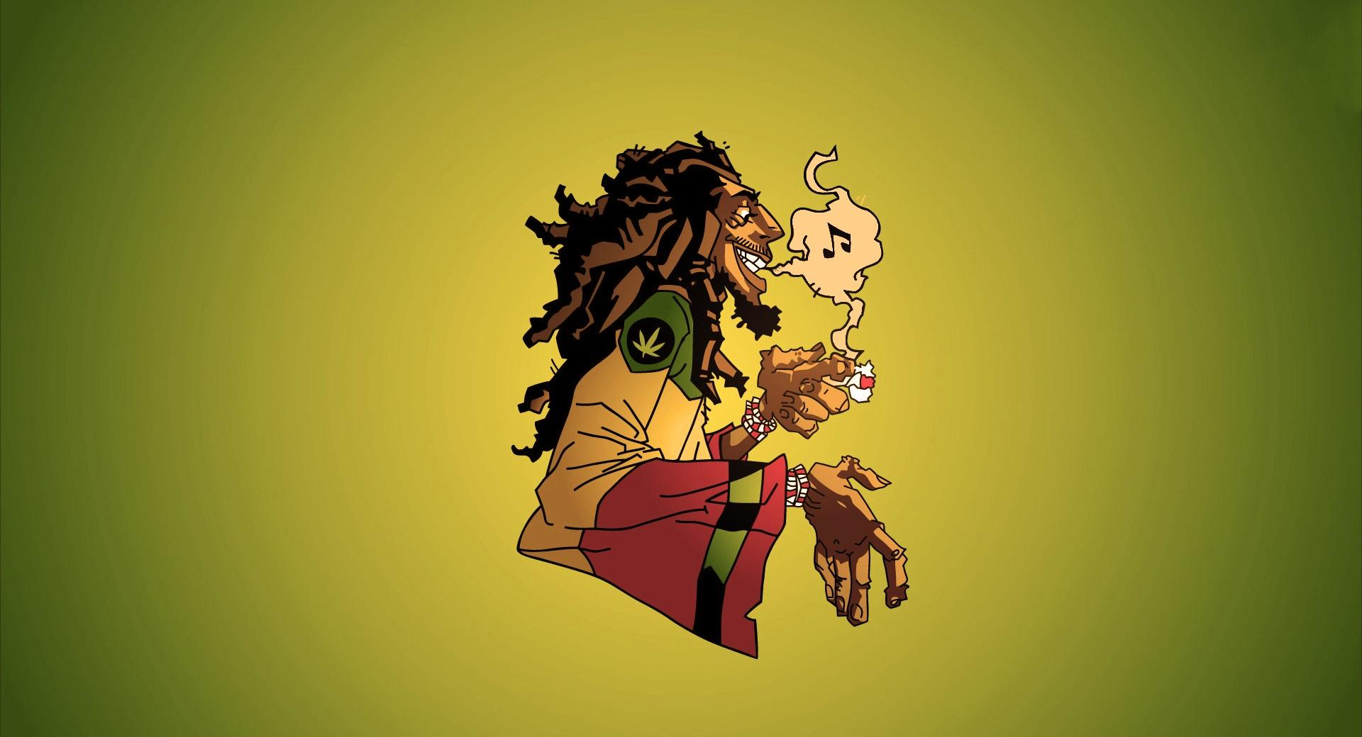 Bob Marley HQ at 1600 x 1200 size wallpapers HD quality