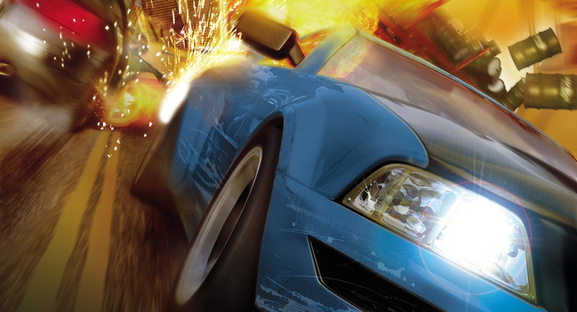 Burnout Revenge wallpapers HD quality