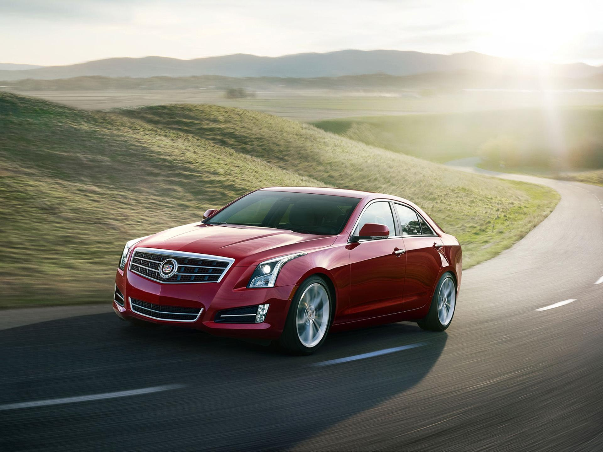 Cadillac CTS wallpapers HD quality