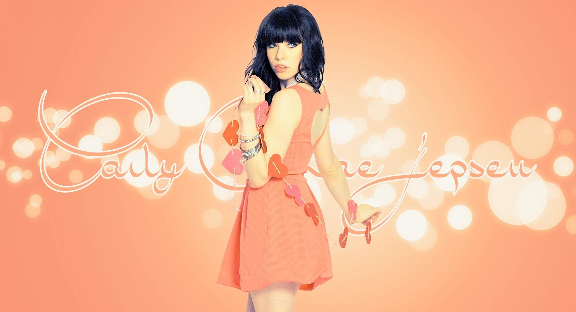 Carly Rae Jepsen Love wallpapers HD quality