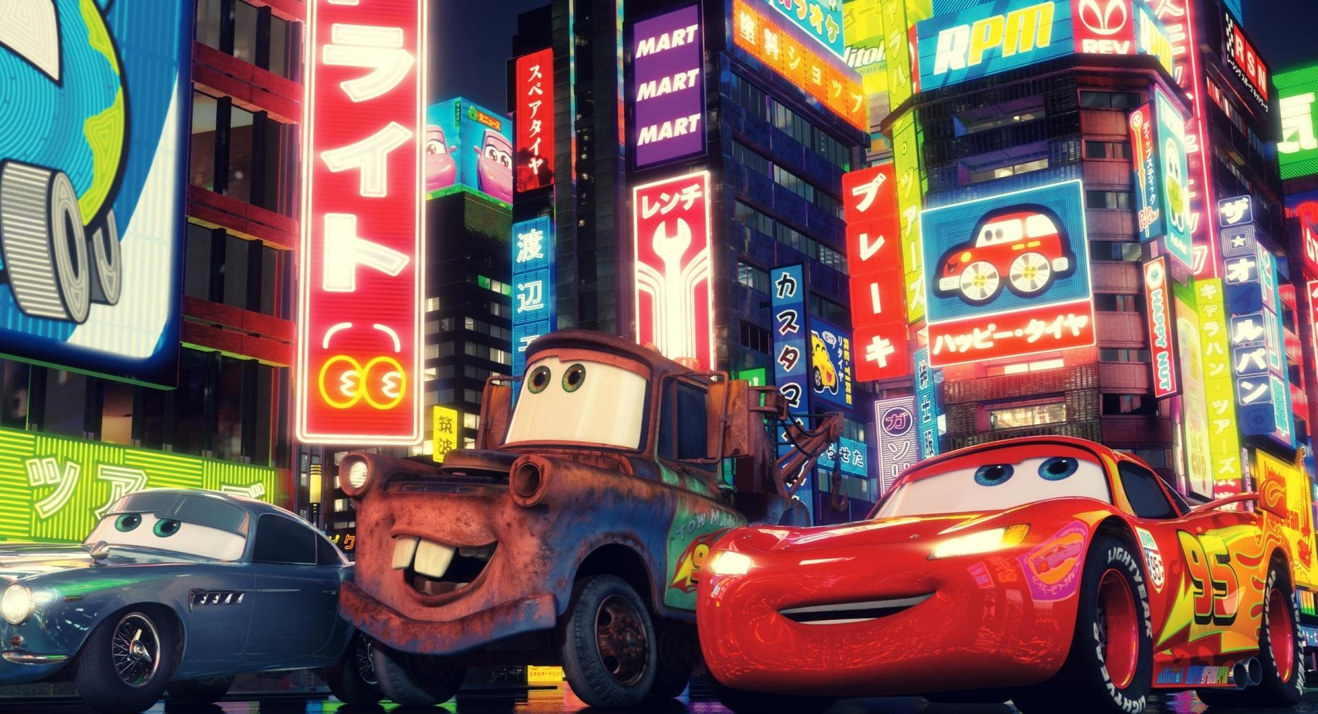 Cars 2 The Movie wallpapers HD quality