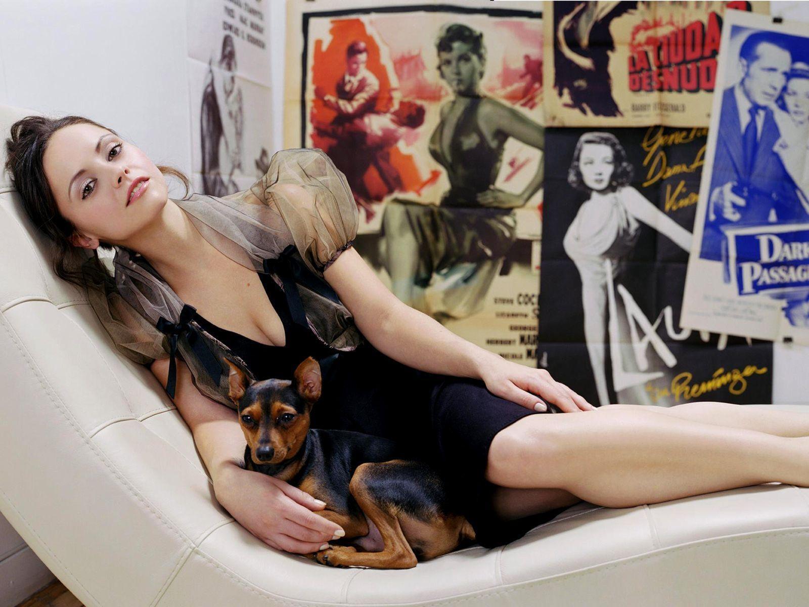 Christina Ricci wallpapers HD quality