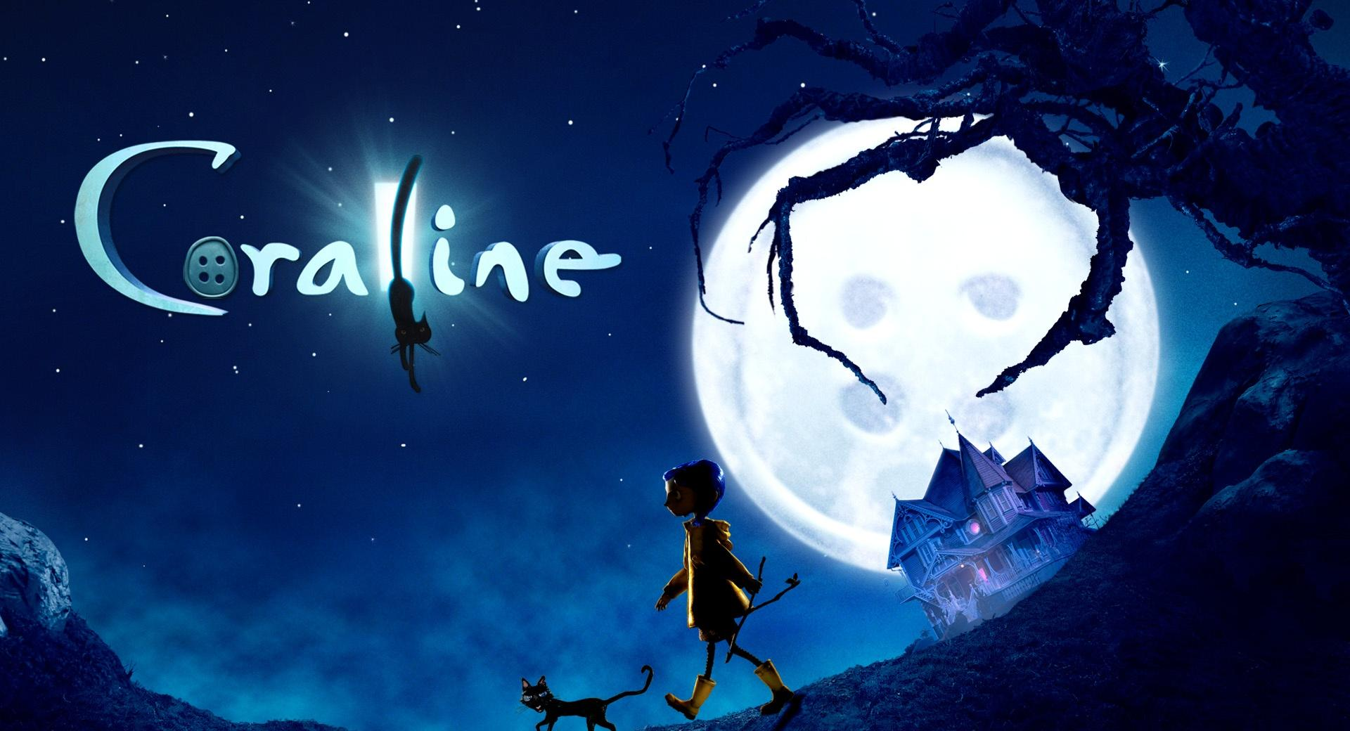 Coraline Movie wallpapers HD quality