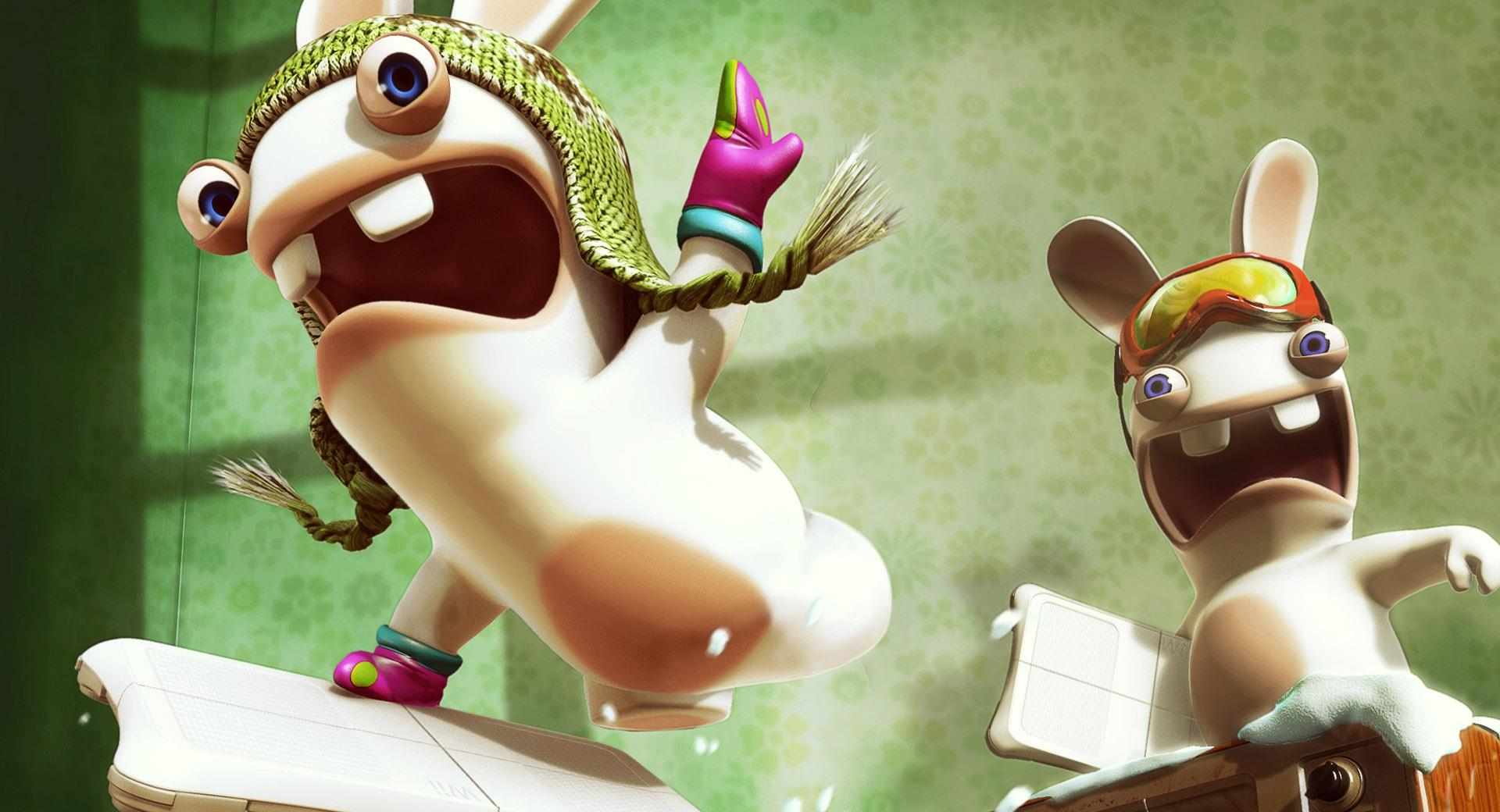Crazy Rabbids wallpapers HD quality