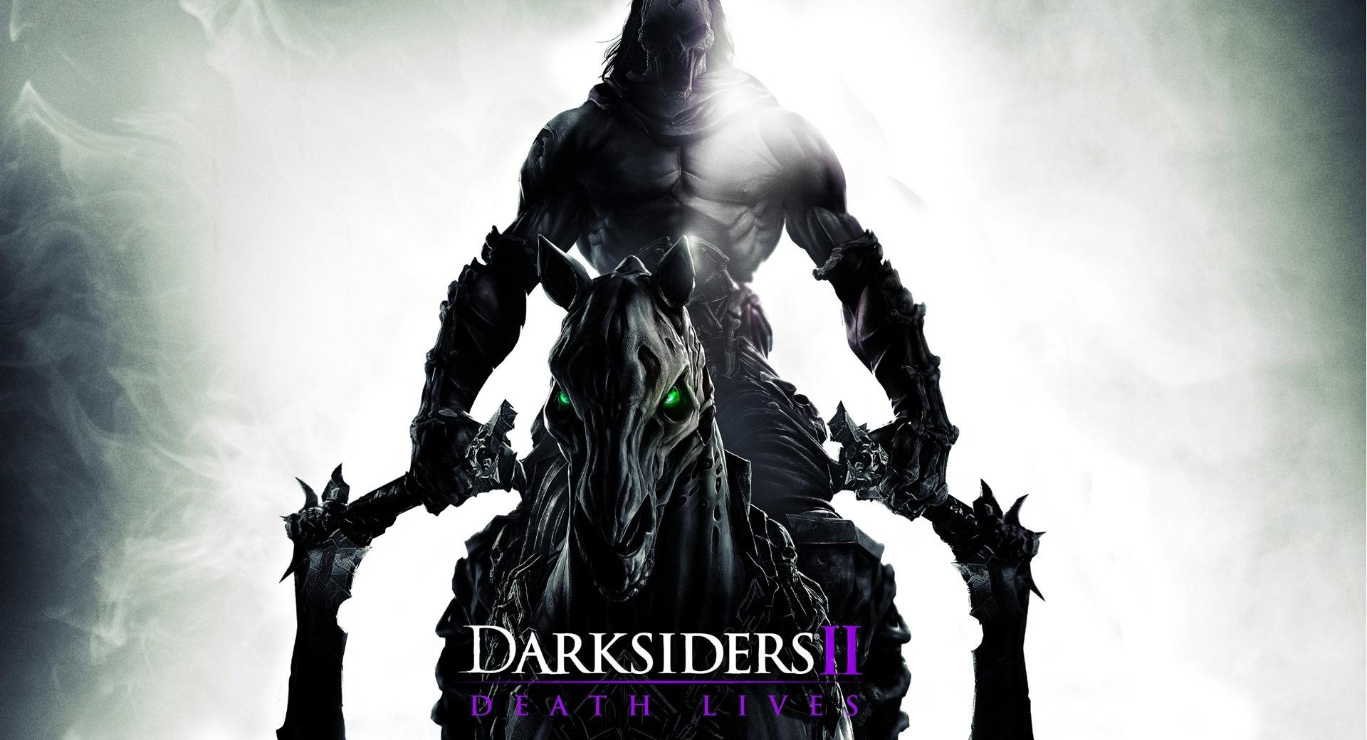Darksiders II Death Lives wallpapers HD quality