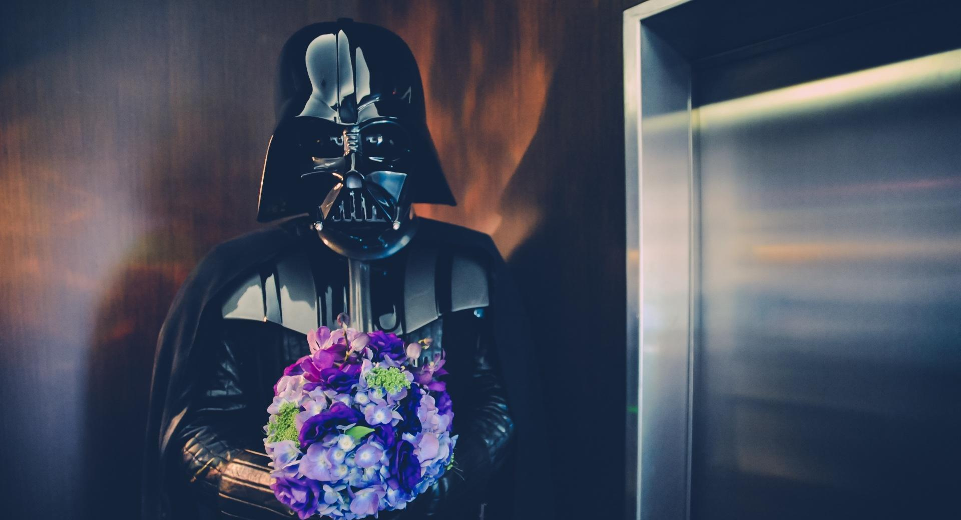 Darth Vader Wedding wallpapers HD quality