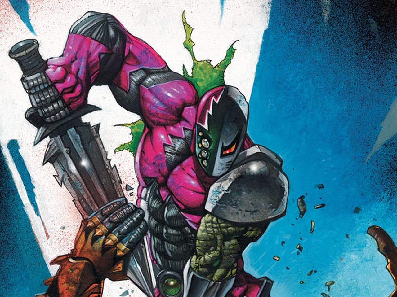 Deathstroke Comics wallpapers HD quality