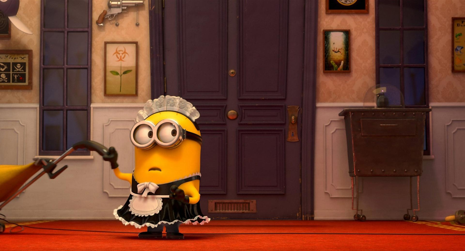 Despicable Me 2 Comedy Movie wallpapers HD quality