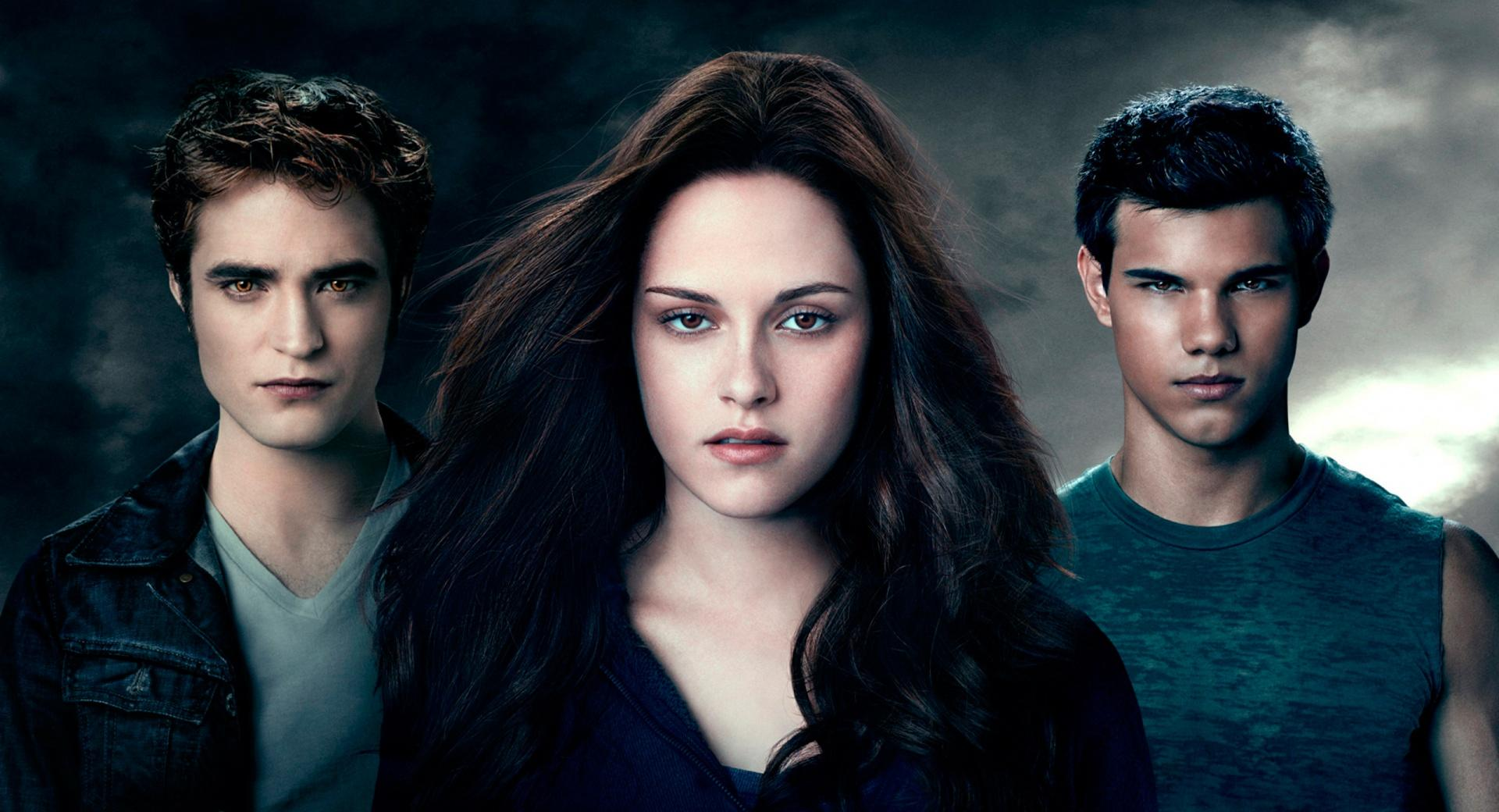 Edward, Bella and Jacob wallpapers HD quality