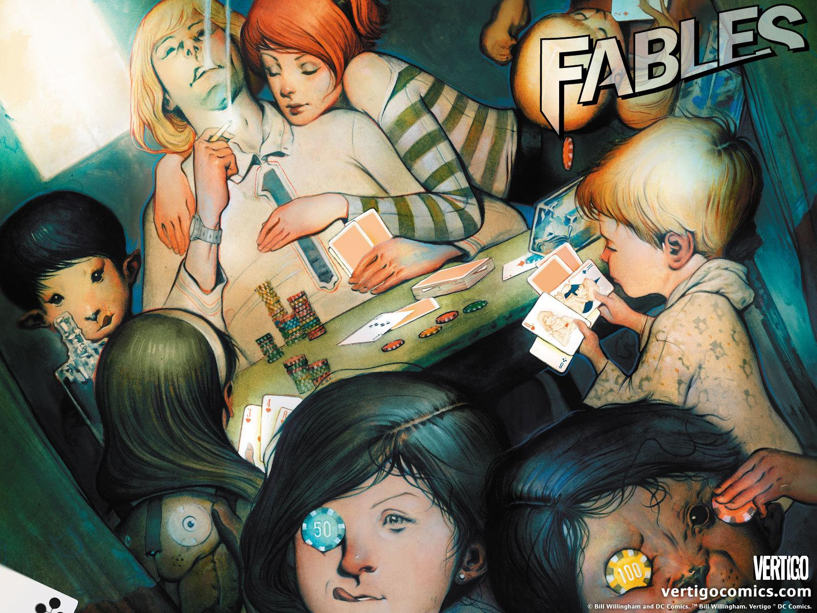 Fables Comics wallpapers HD quality