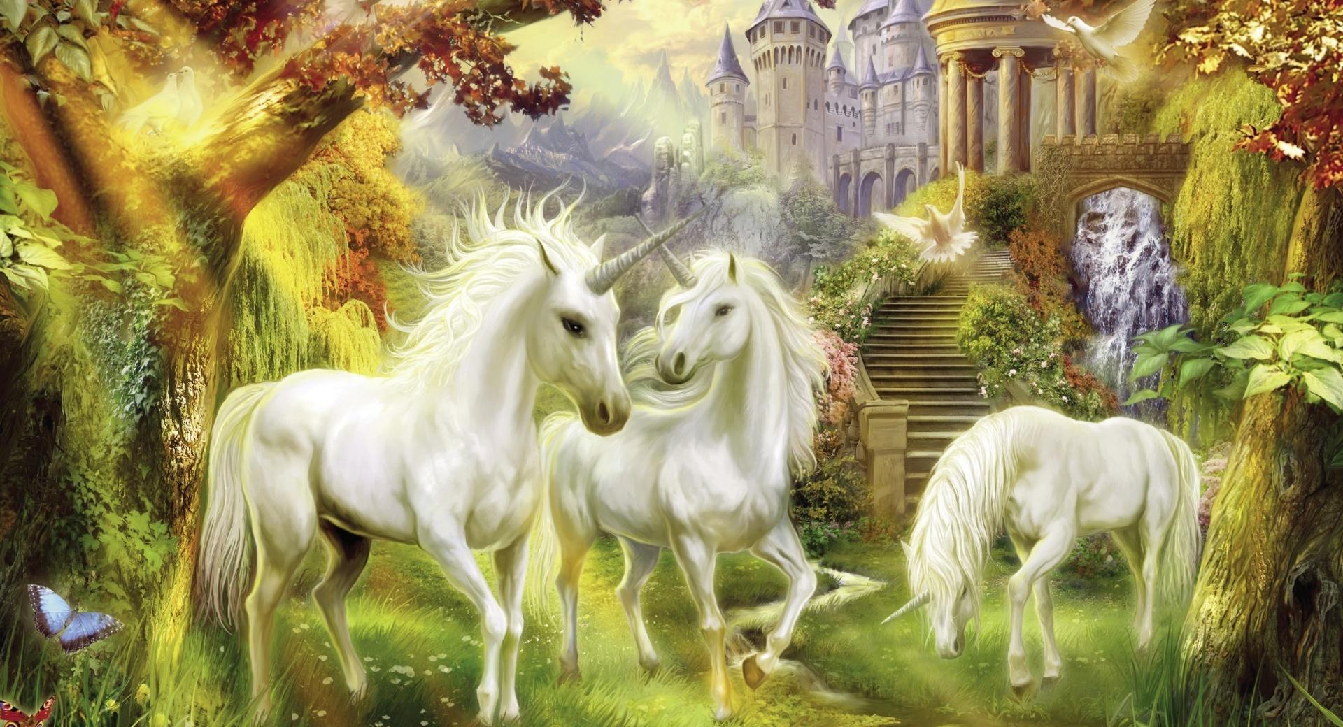 Fantasy Unicorns wallpapers HD quality