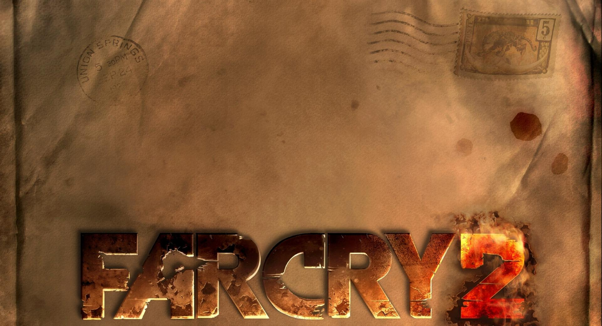 Far Cry 2 Game Fire wallpapers HD quality