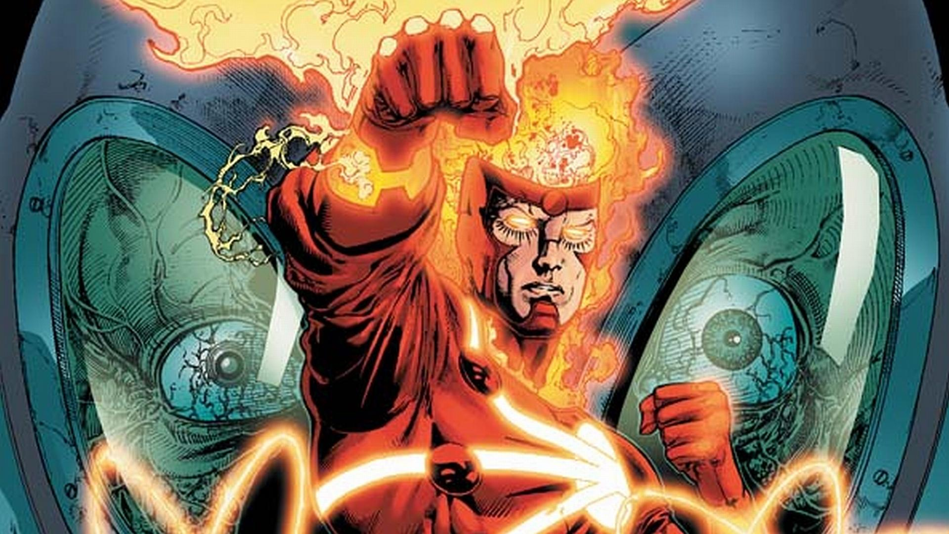 Firestorm Comics wallpapers HD quality