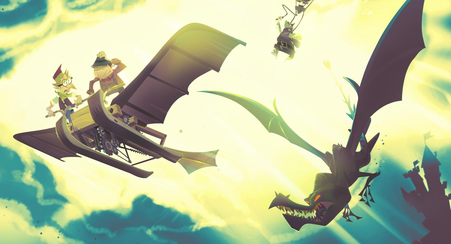 Flying Machine wallpapers HD quality