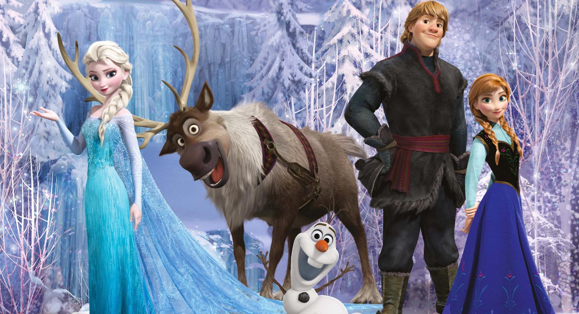 Frozen Movie 2014 Winter wallpapers HD quality