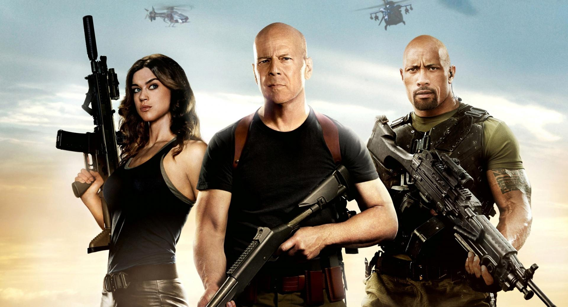G.I. Joe 2 (2013) wallpapers HD quality