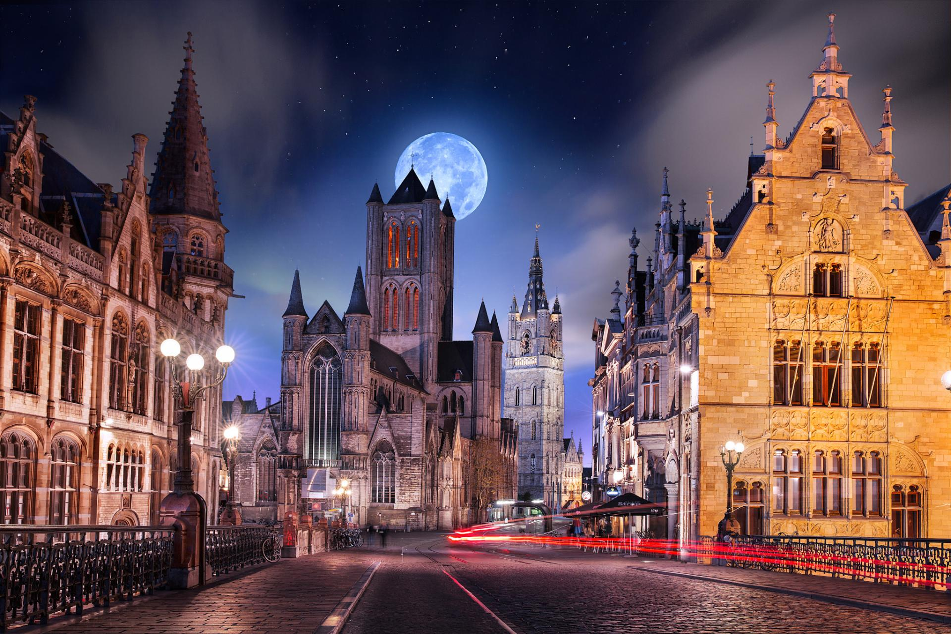 Ghent wallpapers HD quality