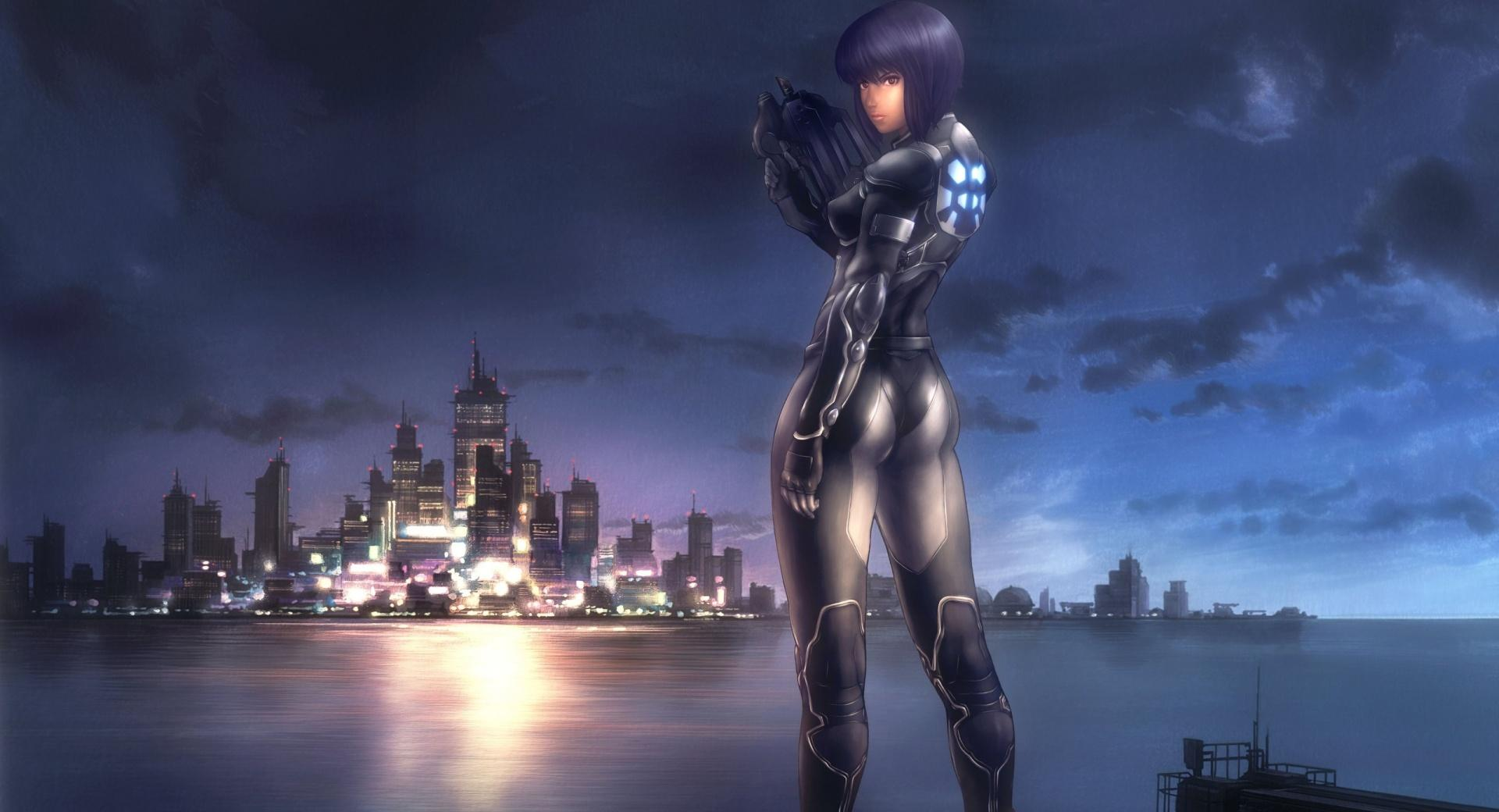 Ghost In The Shell Major at 1600 x 1200 size wallpapers HD quality