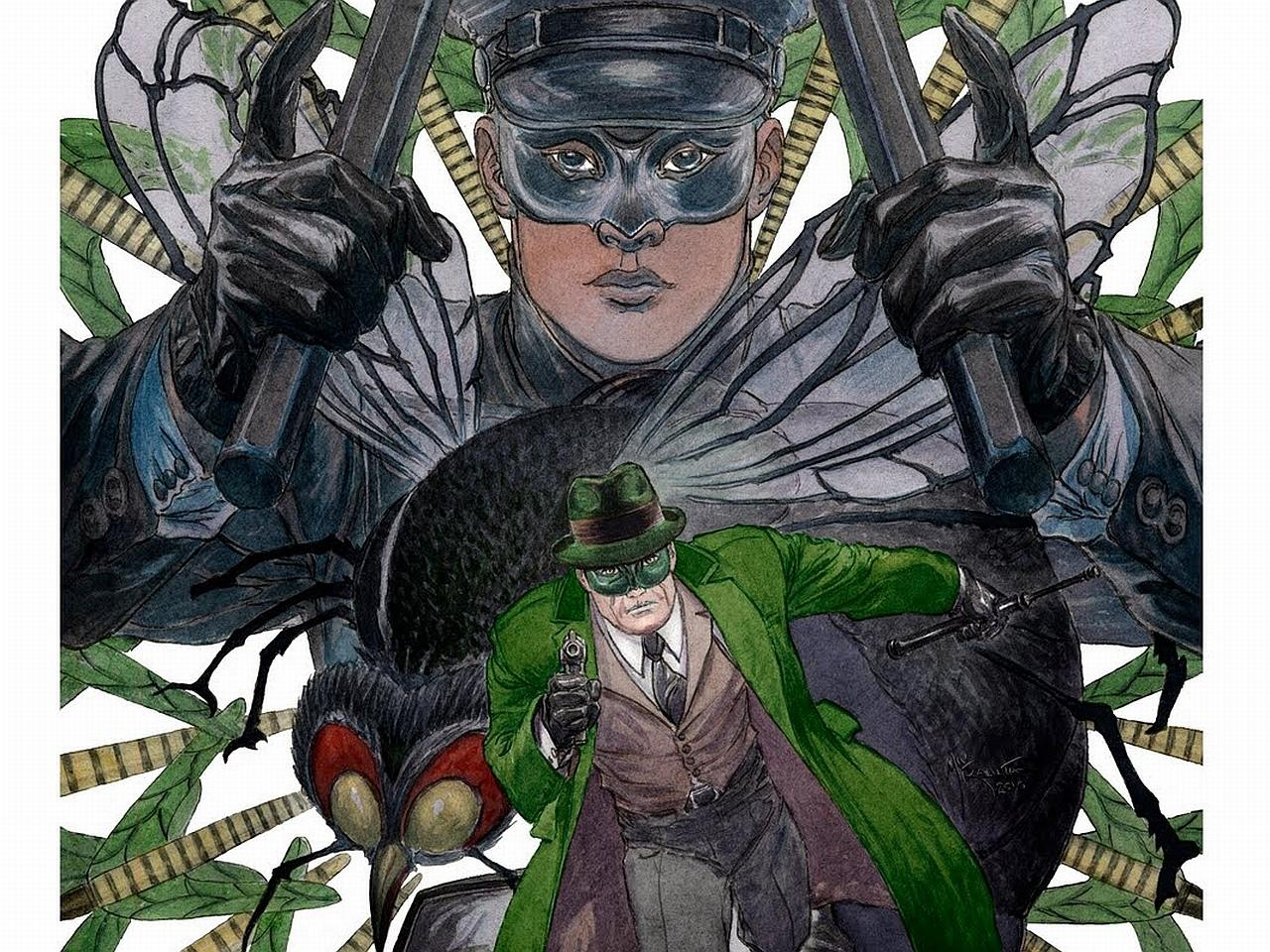 Green Hornet wallpapers HD quality