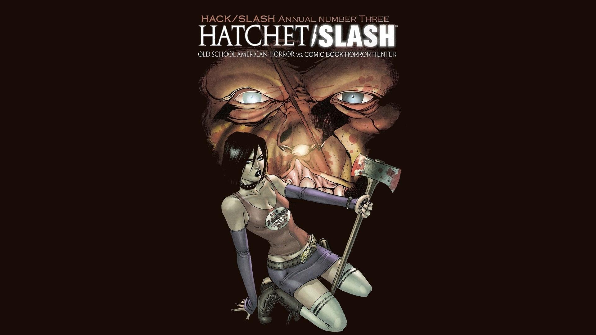 Hack Slash wallpapers HD quality