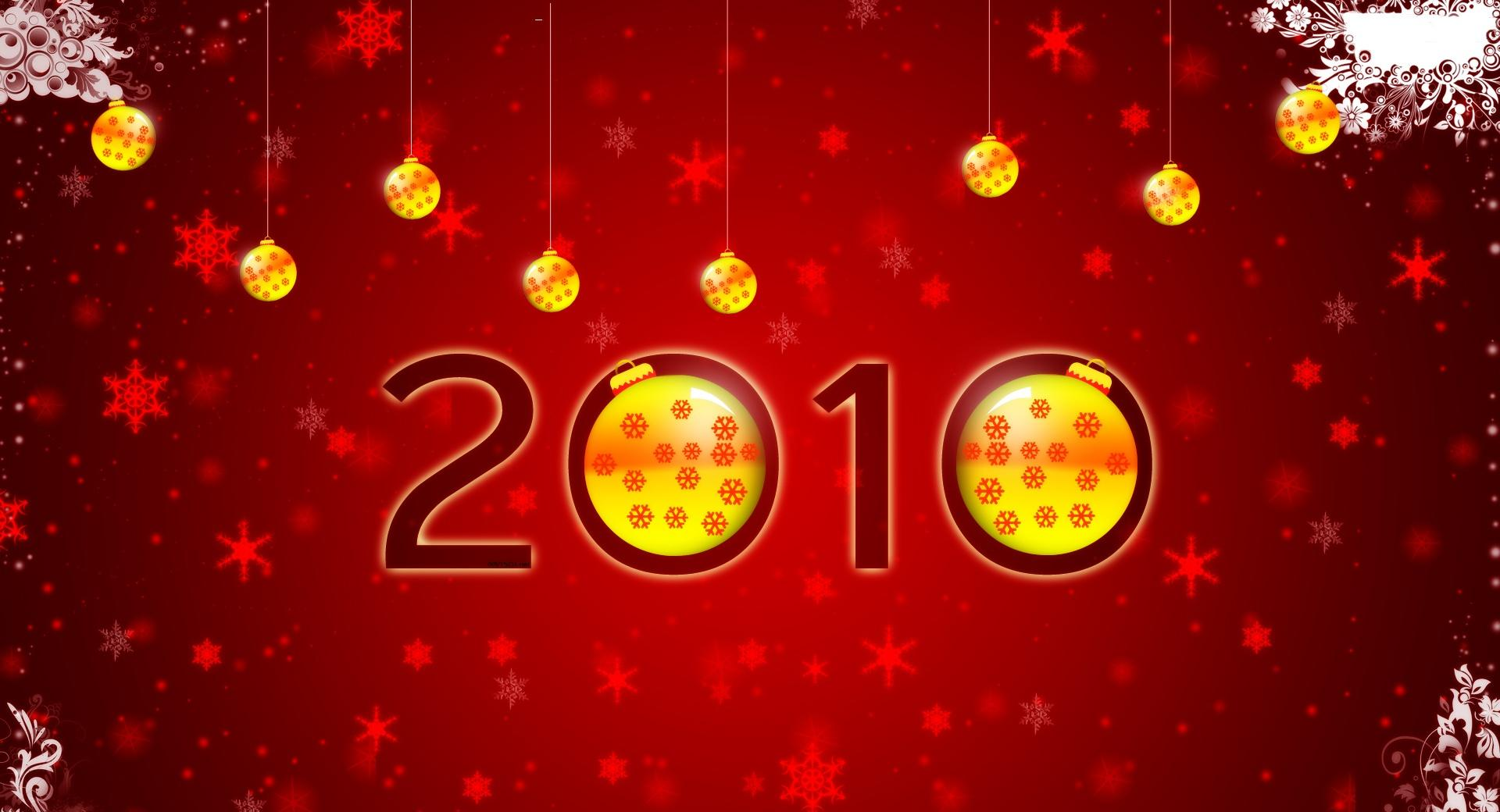 Happy New Year 2010 wallpapers HD quality