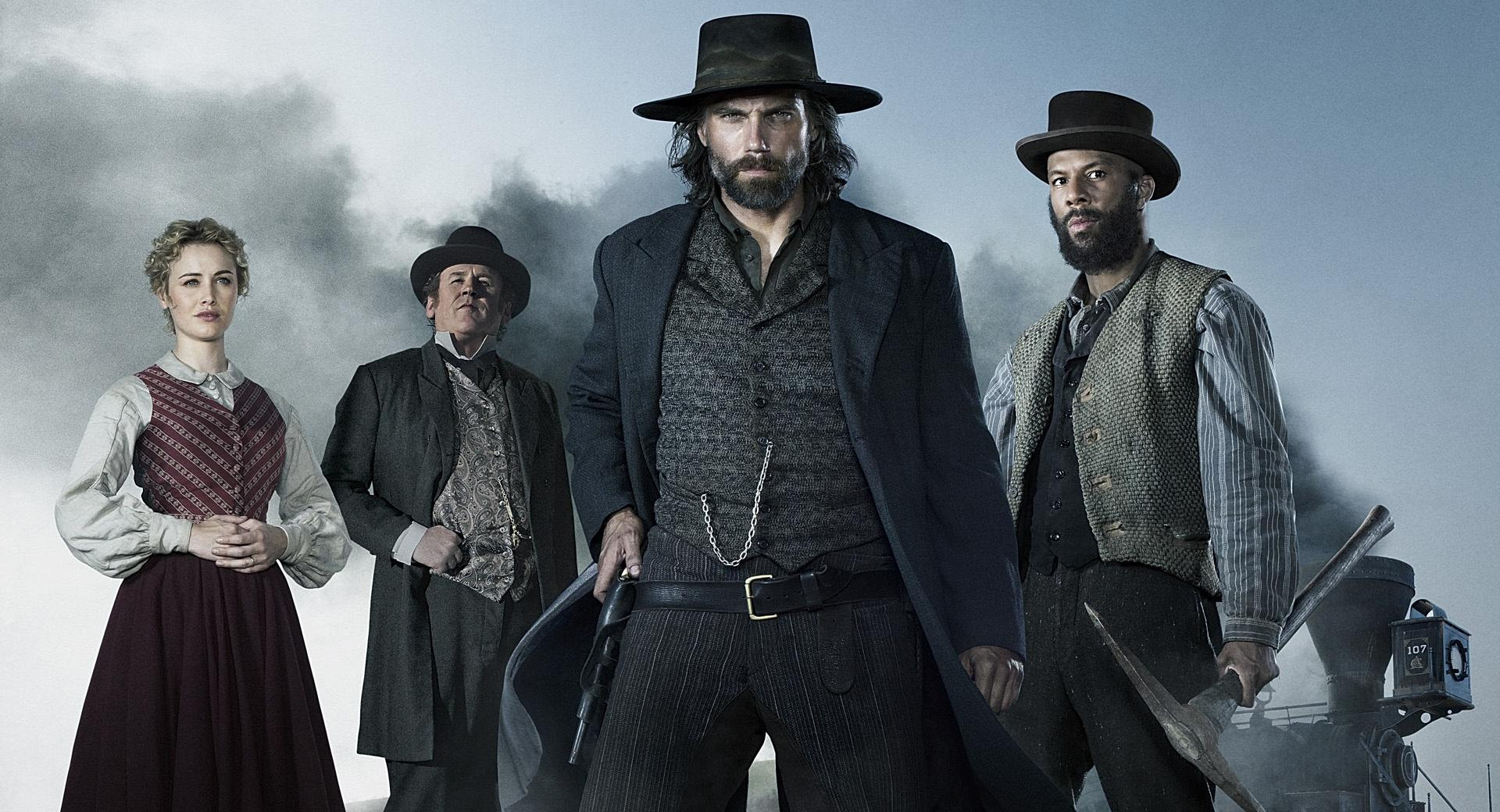 Hell on Wheels TV Show Cast wallpapers HD quality