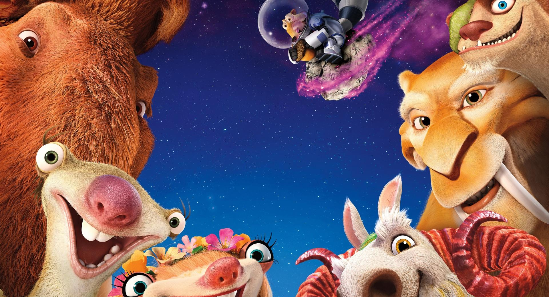 Ice Age Collision Course 2016 wallpapers HD quality