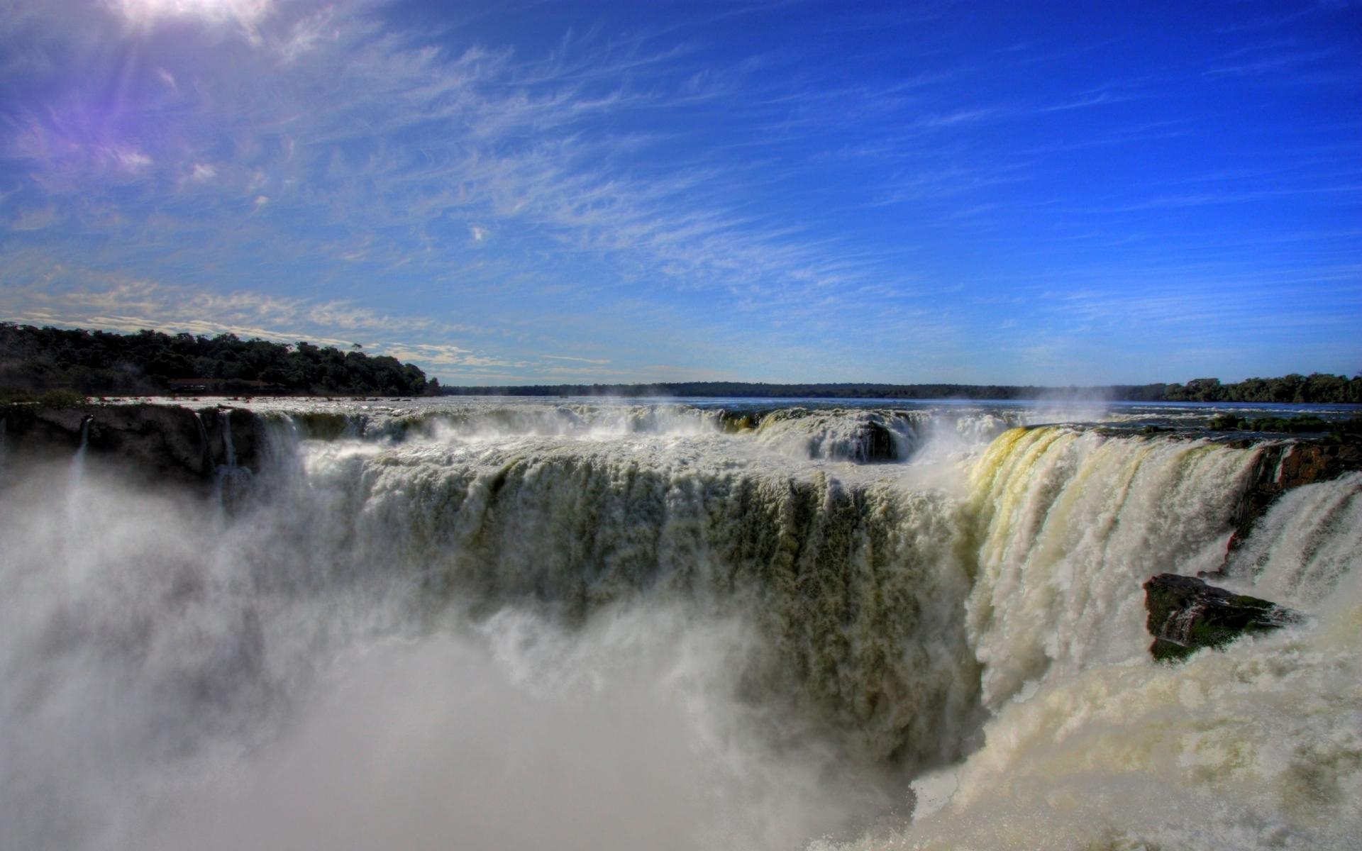 Iguazu Falls wallpapers HD quality