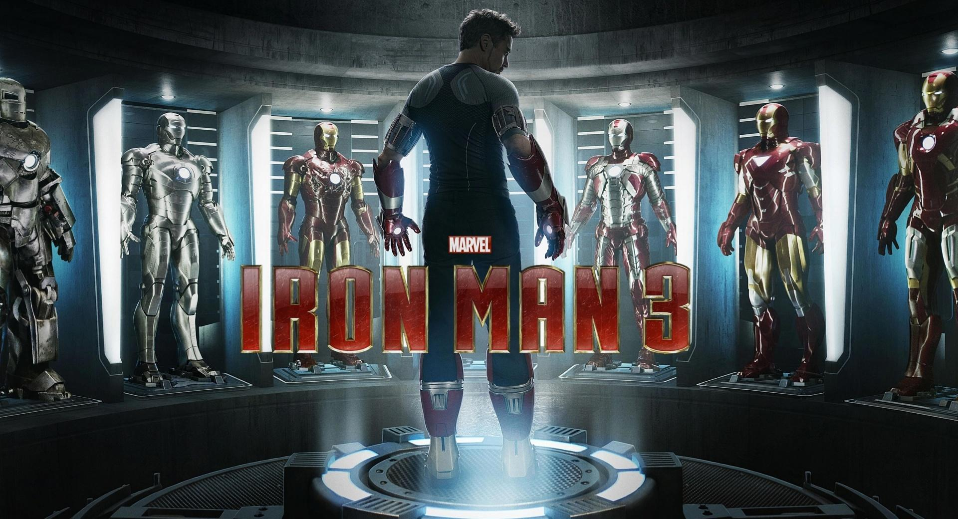 Iron Man 3 Movie wallpapers HD quality