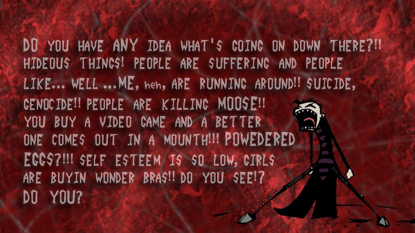 Johnny The Homicidal Maniac wallpapers HD quality
